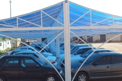 Shades - Polycarbonate Structures